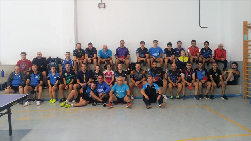 La competición tuvo lugar en el IES Punta Larga de Candelaria.