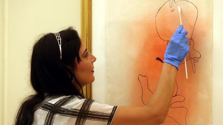 La colección más surrealista de Miró desembarca para quedarse en Oporto