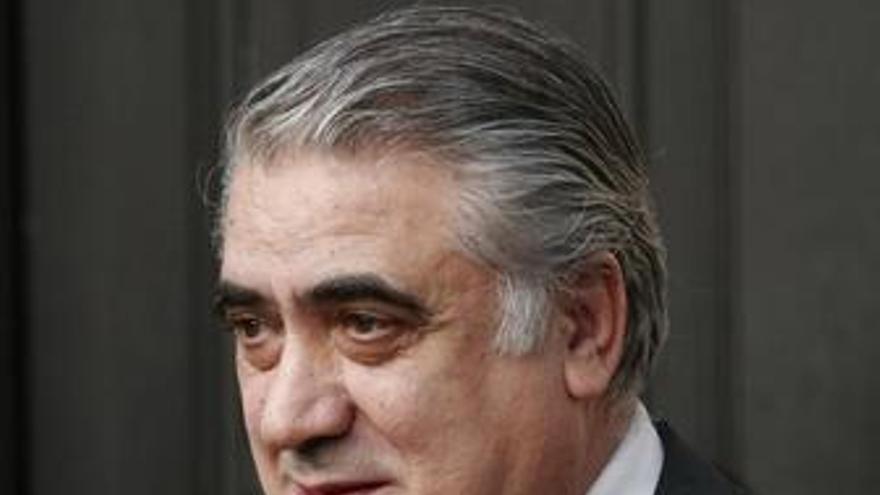 El juez Pedraz remitirá a la Justicia italiana la investigación contra Lorenzo Sanz al estar involucrada la mafia