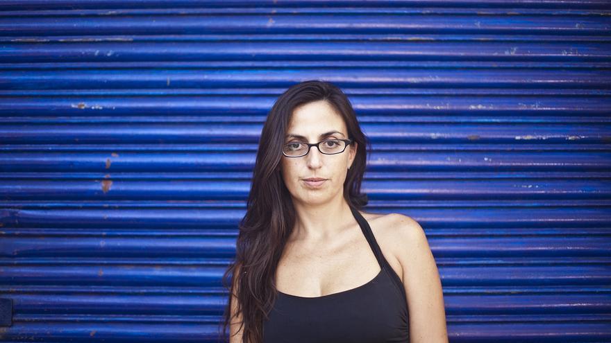 Verónica Gago (foto: Florencia Trincheri)