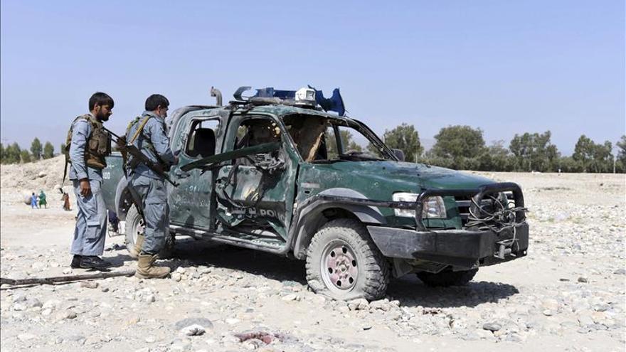 Inteligencia afgana golpea a una red acusada de sangrientos ataques en Kabul
