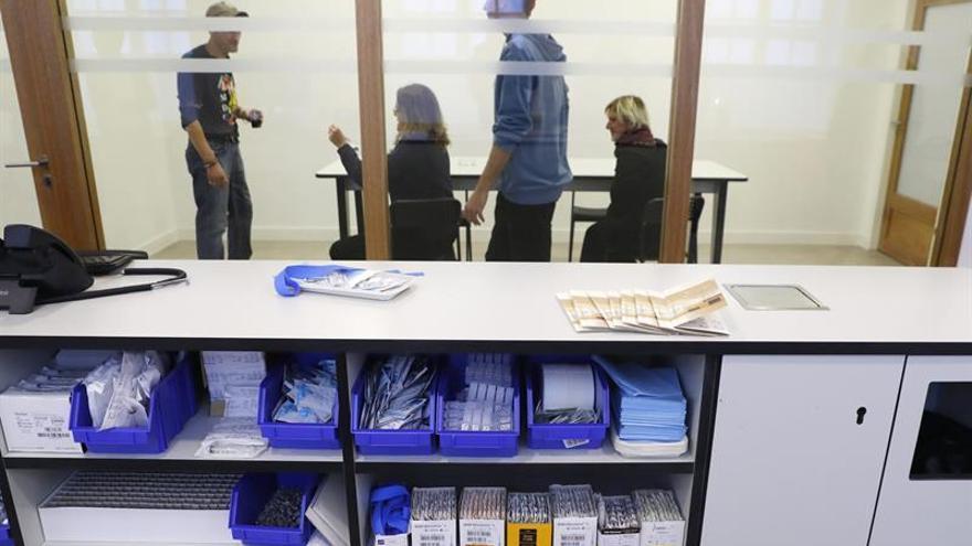 La OMS asegura que el consumo de drogas causa medio millón de muertos anuales