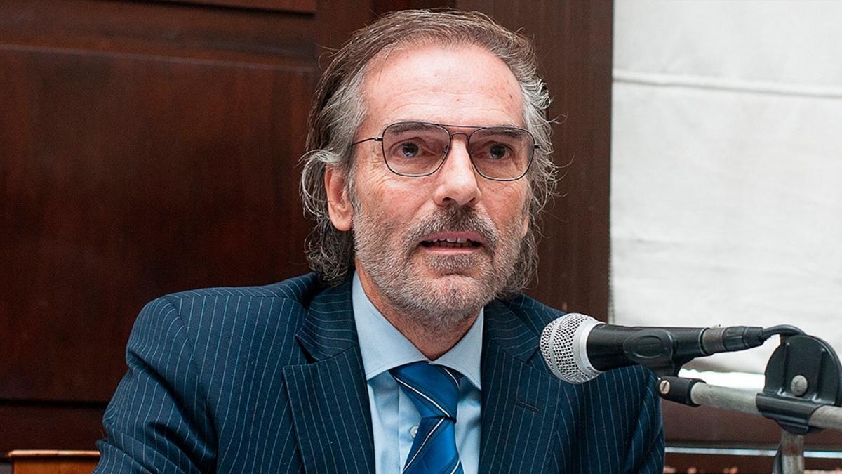 """El juez Gustavo Hornos había confirmado que se reunió con Macri en la Casa Rosada aunque afirmó que fueron encuentros basados en un vínculo de tipo """"social""""."""