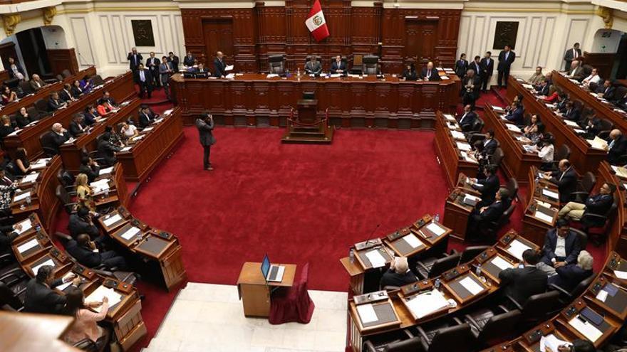 El Congreso y el Poder Judicial son las entidades con mayor desaprobación en Perú