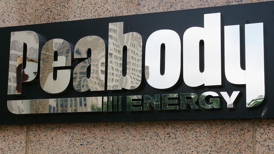 Peabody es la mayor compañía de carbón que cotiza en bolsa.