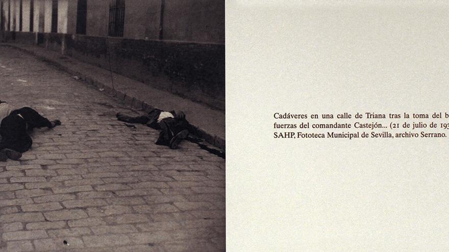 Imagen de la exposición 'El Golpe. 80 años (1936-2016)'.