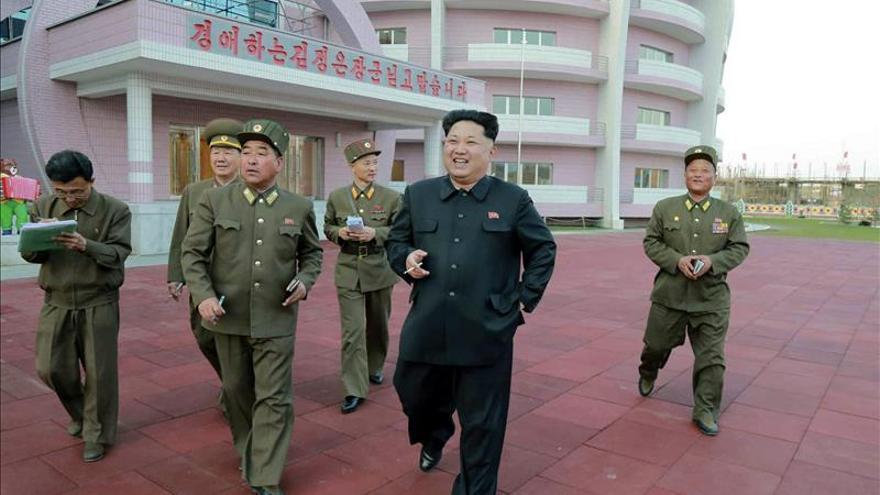 Pyongyang revela la construcción de un nuevo centro de control de satélites