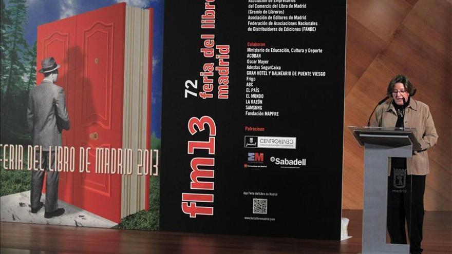 La Reina inaugura en Madrid la 72 edición de la Feria del Libro