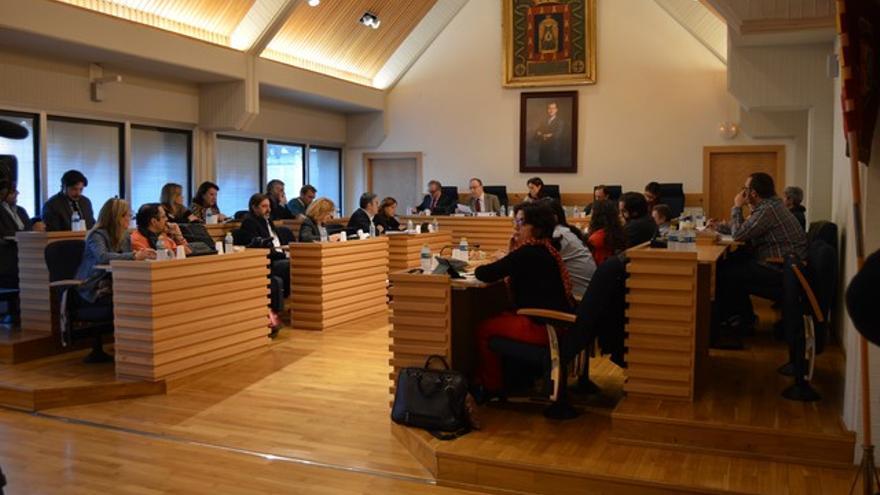 Pleno del Ayuntamiento de Ciudad Real / Ayuntamiento