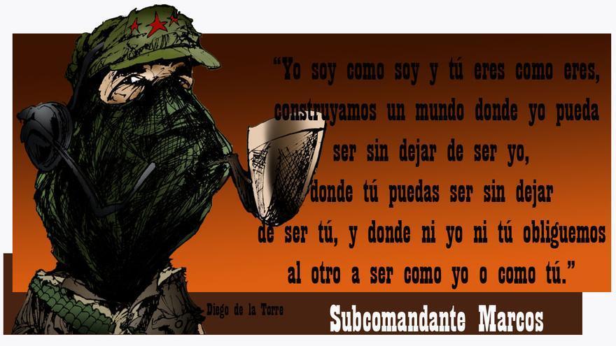 Subcomandante Marcos