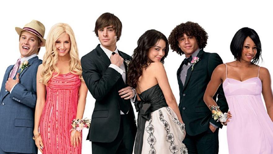 Zac Efron y sus compañeros de 'High School Musical' se reúnen 10 años después