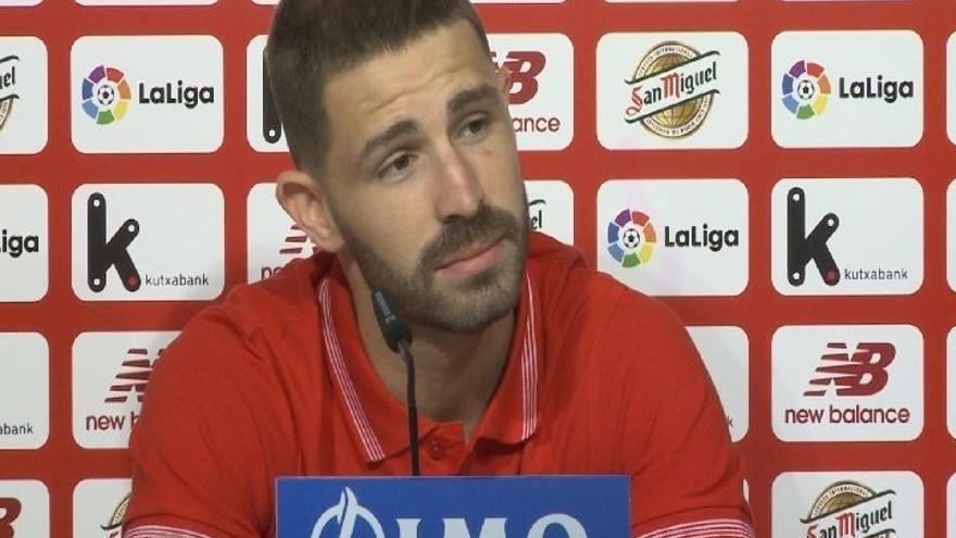 Yeray (Athletic) dice que se encuentra en la recta final de su enfermedad y que quiere sentirse jugador