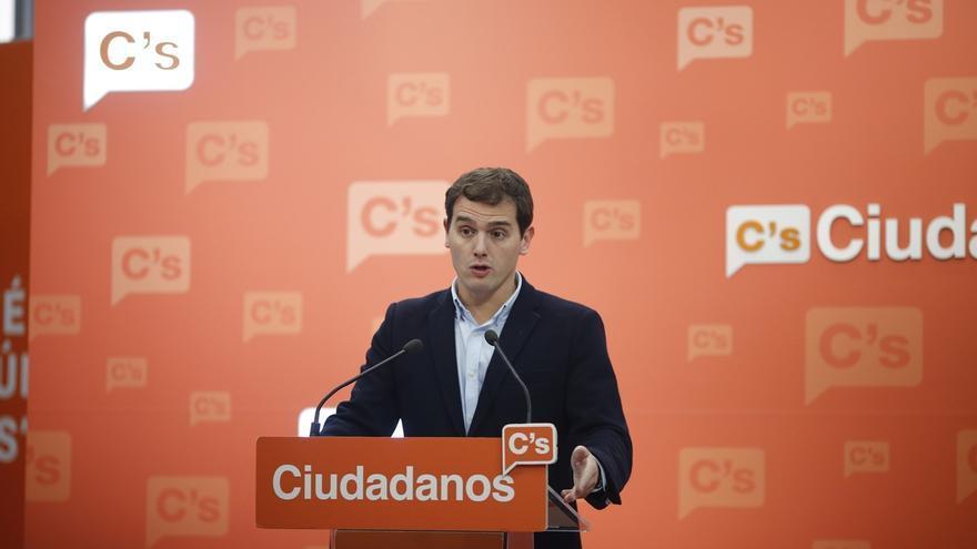 """Rivera dice que su visita a Valencia esta semana """"entra dentro de la normalidad"""" y evita replicar a sus críticos"""