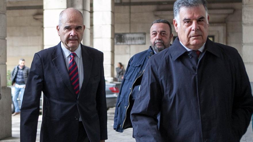 """Defensa de Viera alerta del """"laberinto procesal"""" en los ERE creado por Fiscalía para conseguir la condena"""