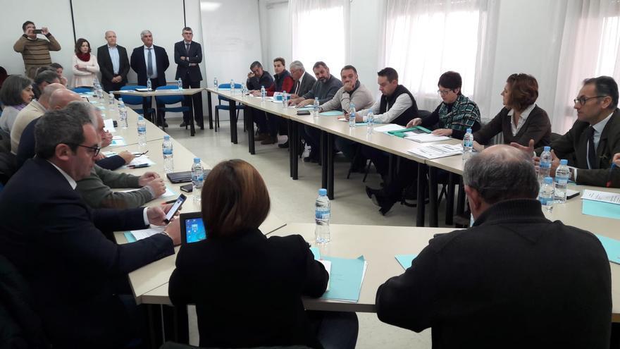 El Grupo de Contacto de Ajo Hispano-Francés se ha reunido en la localidad conquense de Las Pedroñeras