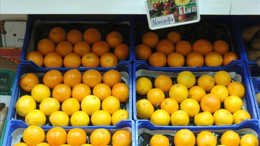 El IPC modera su caída al 0,1 % en octubre por el encarecimiento de los alimentos