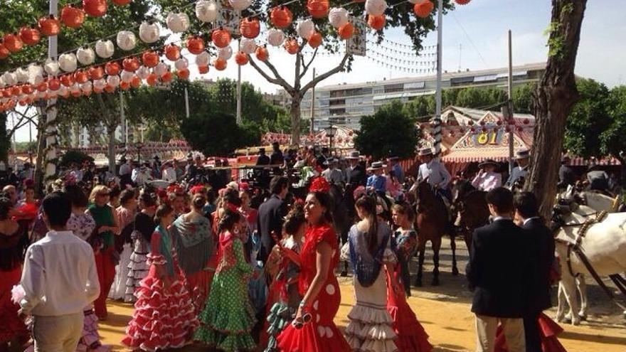 Unos 500.000 sevillanos están llamados a votar en la consulta sobre la Feria de Abril desde el lunes