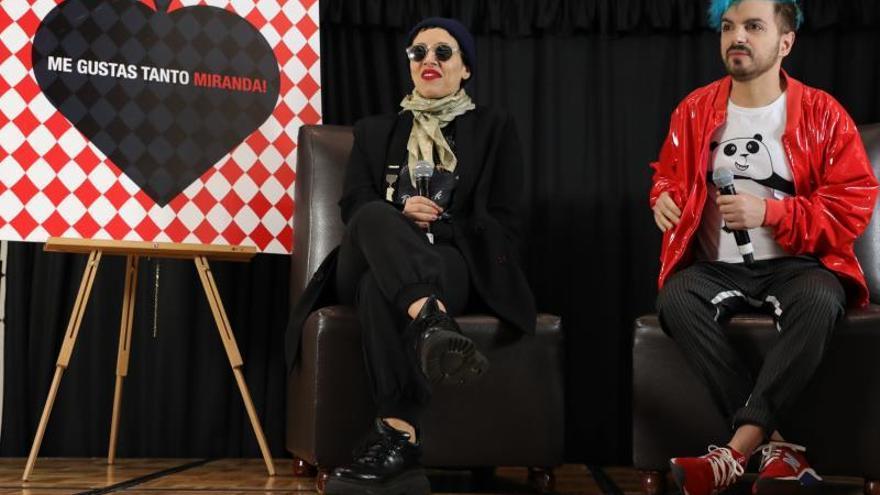 """Banda argentina Miranda!: Es bueno que feminismo se """"desparrame"""" por el mundo"""