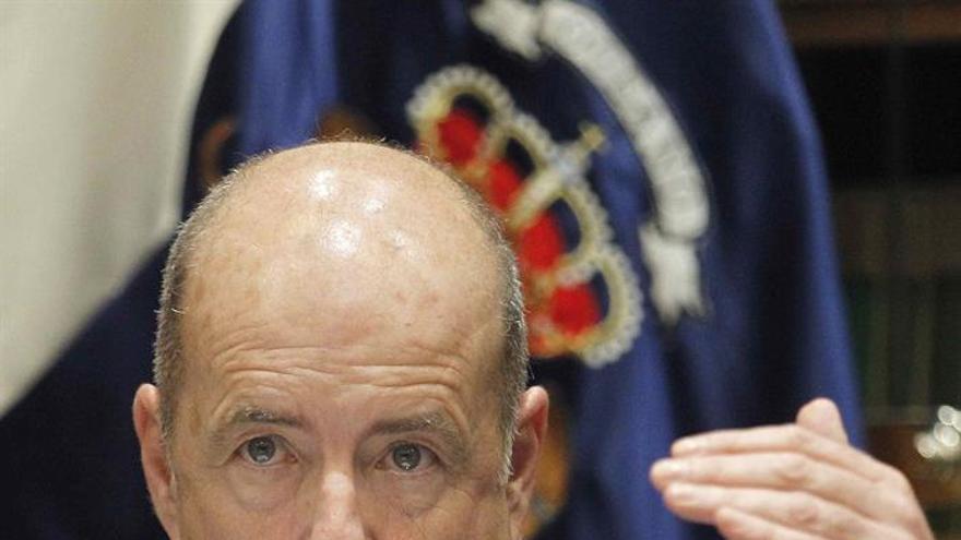 El consejero canario de Economía, Industria, Comercio y Conocimiento, Pedro Ortega.