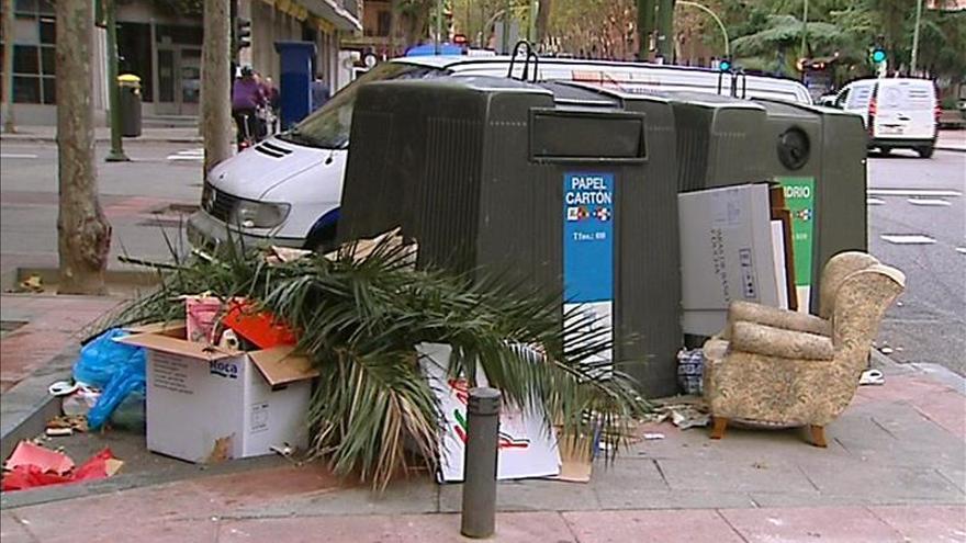 """Seguimiento """"total"""" en la segunda jornada de huelga de limpieza, según UGT"""