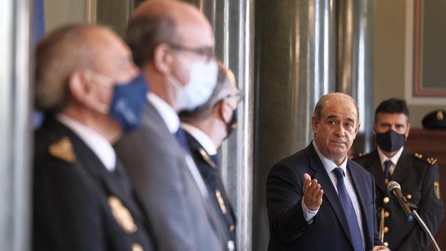 """El director general de la Policía asegura que las devoluciones de inmigrantes aumentarán de forma """"significativa"""""""