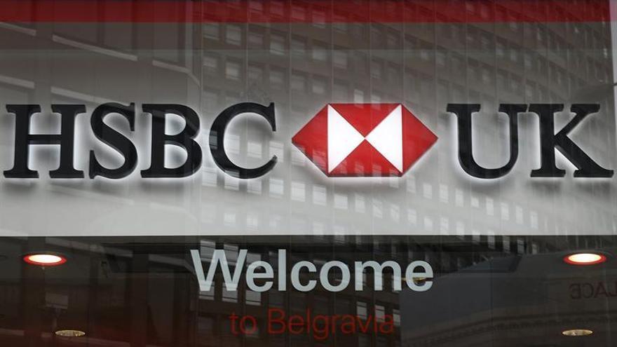 HSBC aumenta sus beneficios el 10,12 % en el primer semestre de 2017