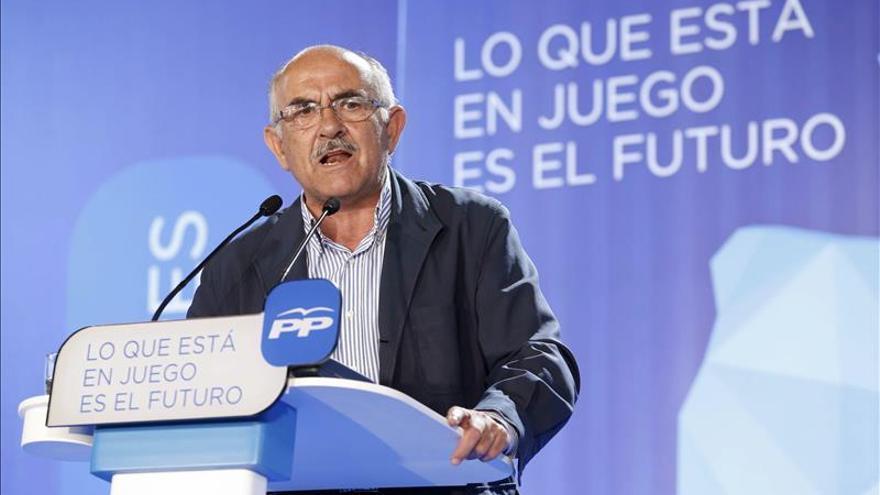 """El presidente de Murcia dice que las aspiraciones secesionistas son """"una lacra social"""""""