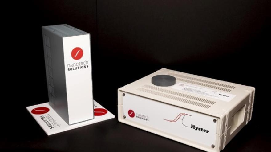 Magnetómetro, prototipo desarrollado por IMDEA Nanociencia