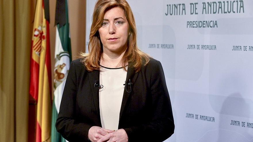 """Díaz considera que se abre """"un tiempo nuevo"""" para toda España, liderado por una """"nueva generación"""""""