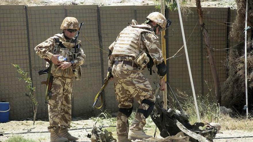 Dos muertos y 27 secuestrados en un ataque a un campo de críquet en Afganistán