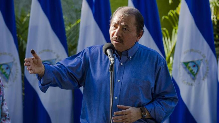 Los sandinistas encabezan el escrutinio en 148 de los 153 municipios de Nicaragua
