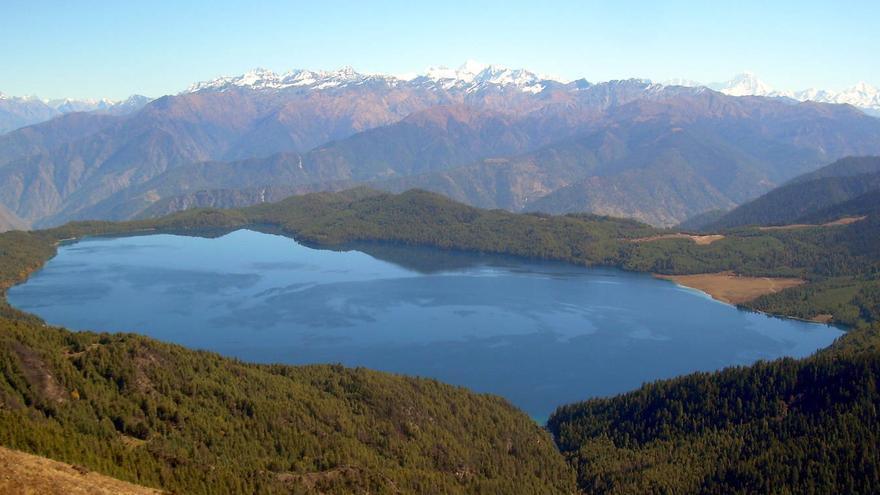 El Lago Rara, uno de los trekkings menos concurridos de Nepal.