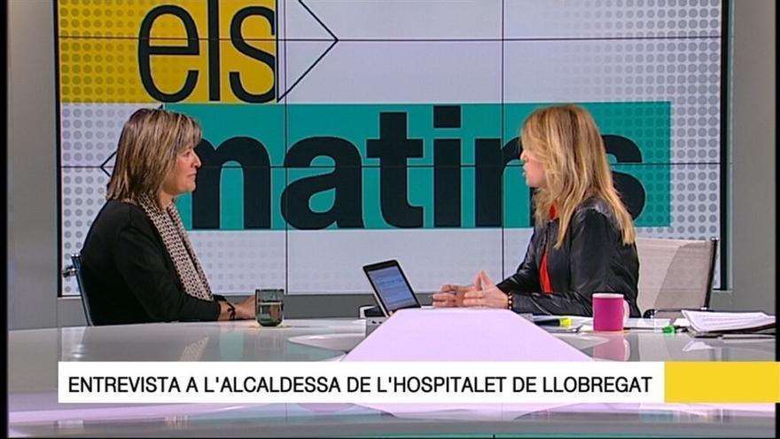 """Marín se muestra """"convencida"""" de que el PSC participará en la elección del líder del PSOE"""