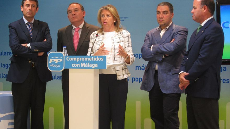 """Alcaldesa Marbella niega relación con Gürtel y exige al PSOE, que debería estar """"escondido"""", seriedad y responsabilidad"""