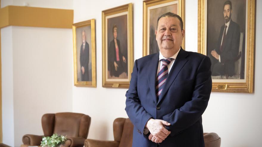 Jesús Fernández Vaquero. FOTO: Cortes Castilla-La Mancha