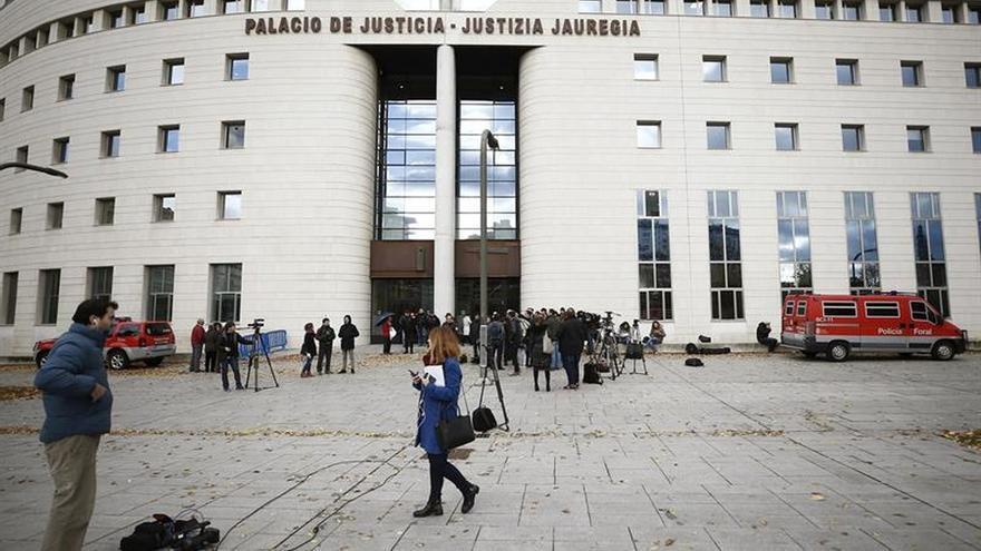 Arranca la segunda jornada del juicio de violación grupal con el testimonio de la víctima