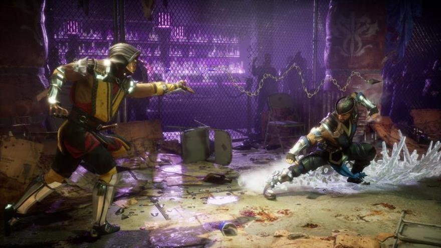 """El nuevo """"Mortal Kombat"""", aún más realista"""