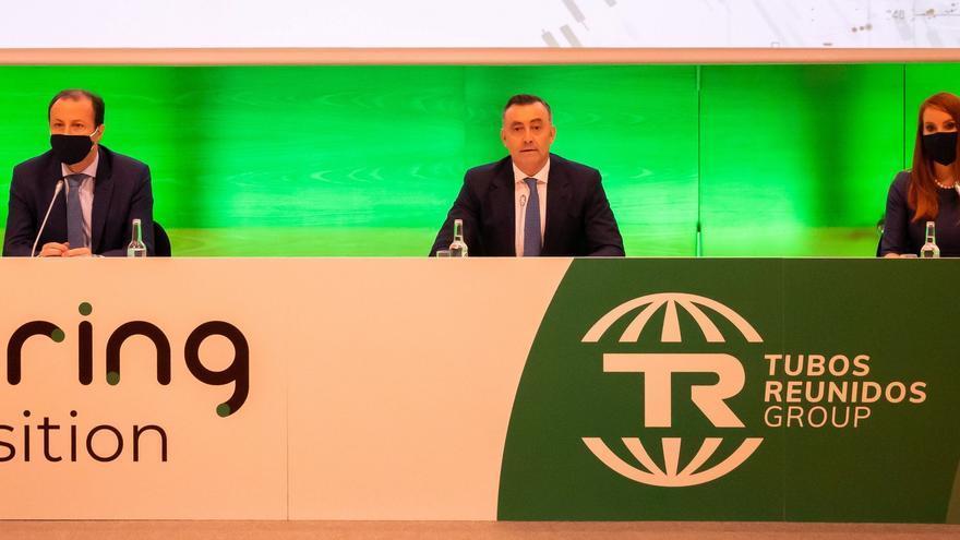 Tubos Reunidos espera recibir 112 millones de la SEPI en julio