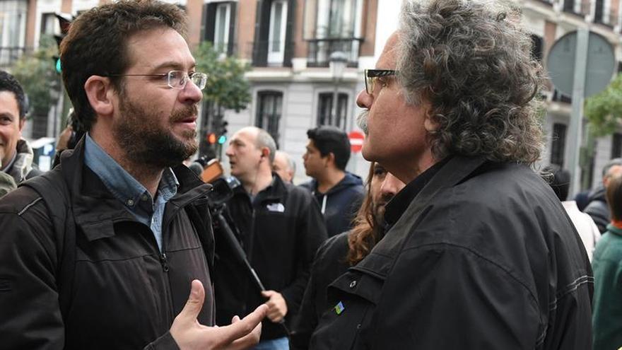 La participación en la consulta de Podem anima a la dirección de Iglesias