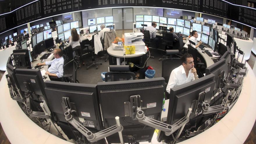 La Bolsa de Fráncfort abre al alza y su índice DAX 30 sube un 0,53 por ciento