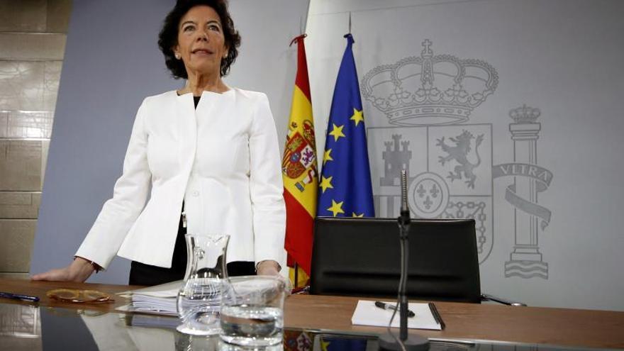 """El Gobierno pide a PP y Cs evitar que Andalucía sea """"cuna de la ultraderecha"""""""