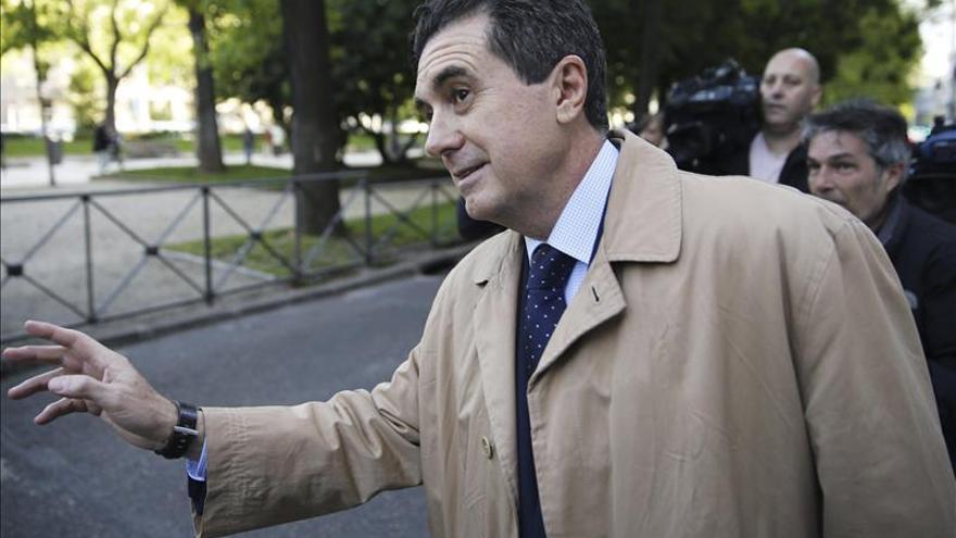 El Supremo confirma 9.000 euros de multa para Matas por un contrato simulado a su mujer