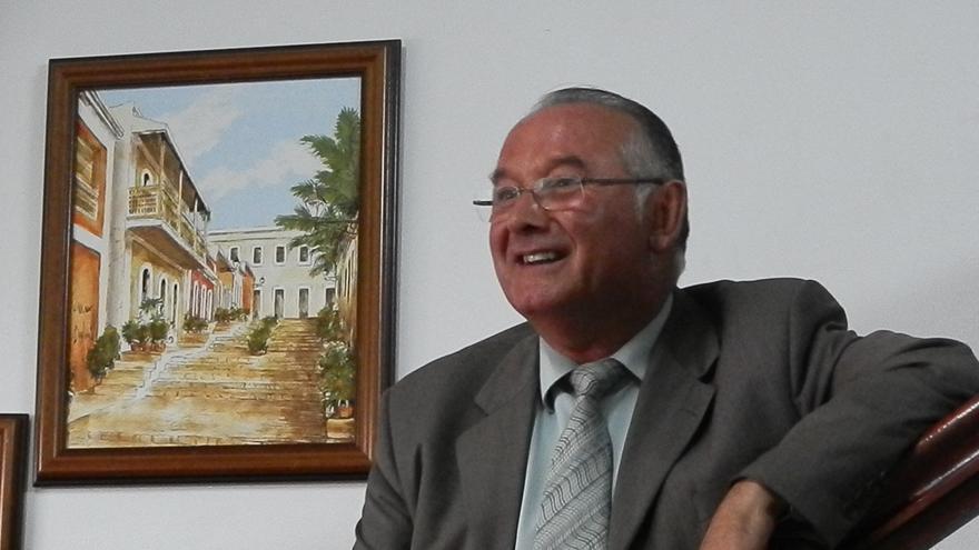 José Antonio Santana, presidente de Fecao.