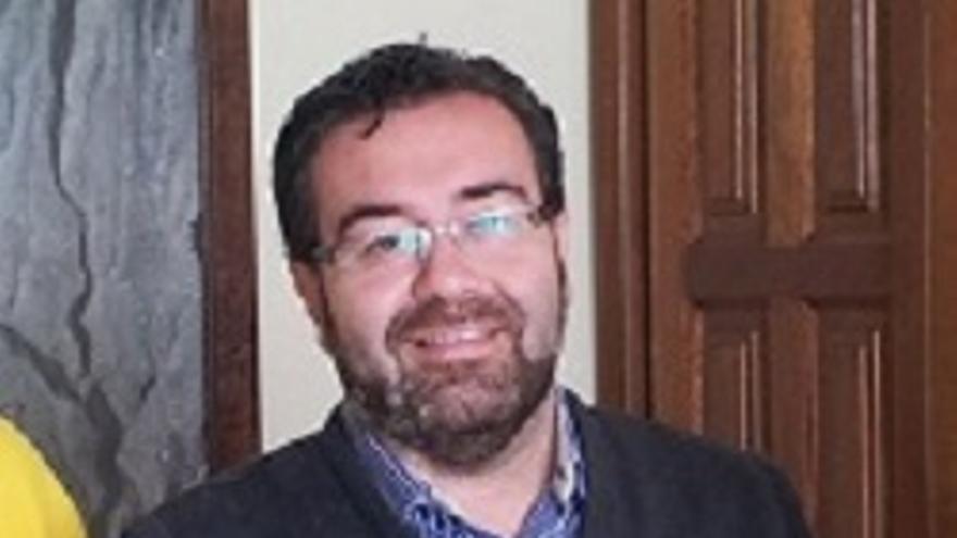 Ángel Alonso, alcalde de Breña Alta y vicesecretario de Política Local e Insular del PP.