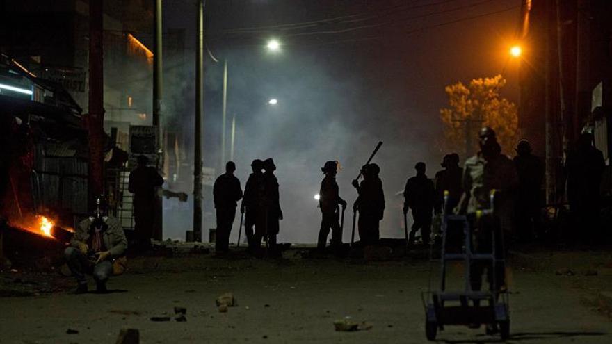 Doce muertos en las protestas electorales en Kenia, afirma Comisión de Derechos Humanos