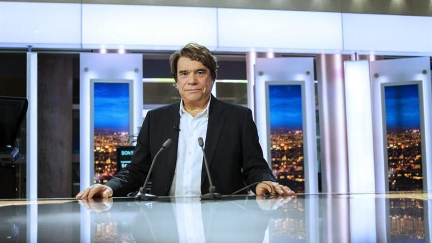 La Fiscalía francesa pide enviar a juicio al empresario Bernard Tapie