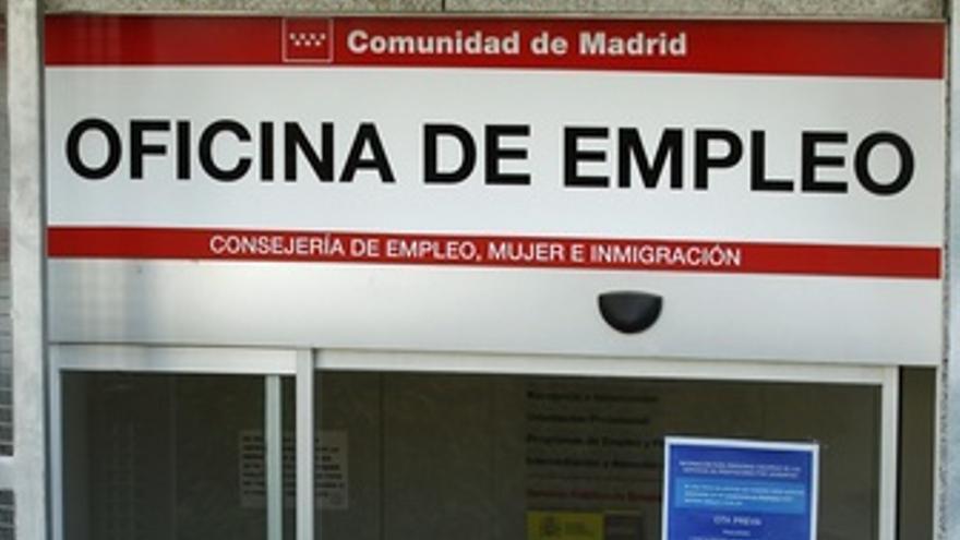 Oficina de empleo del INEM. (EUROPA PRESS)