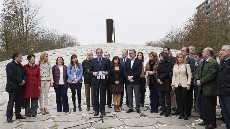 """El PP pide recuperar el """"espíritu original"""" del Día de la Memoria en Euskadi"""