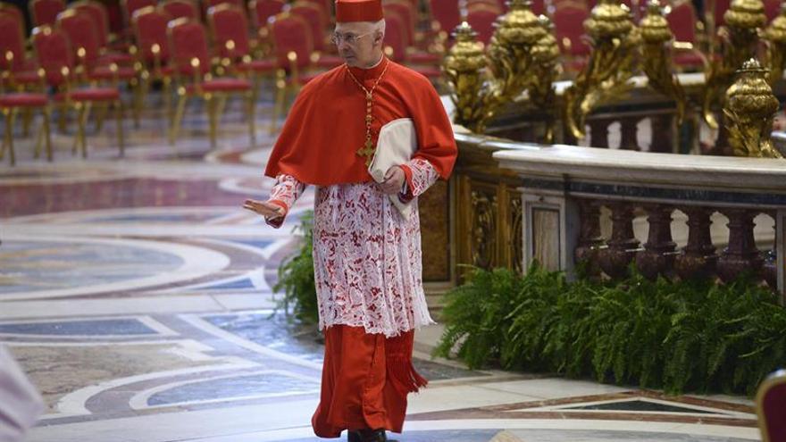 El presidente de obispos italianos critica la ley sobre uniones homosexuales