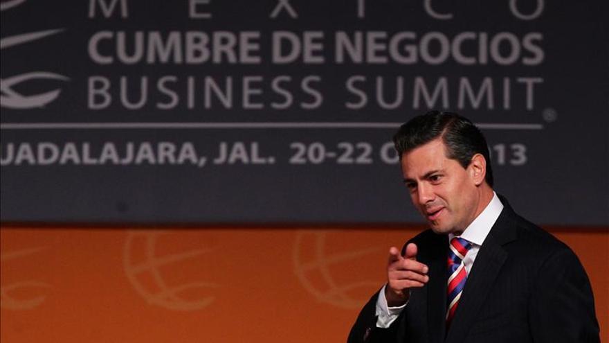 Peña Nieto, Estadista del Año para la fundación del rabino Schneier, de EE.UU.